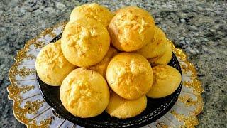 Pãozinho de Tapioca – Ótima Opção – Sem Farinha de Trigo