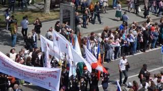 Севастополь 9 Мая 2014 года. Парад Победы. Часть 9(, 2014-05-18T19:34:42.000Z)