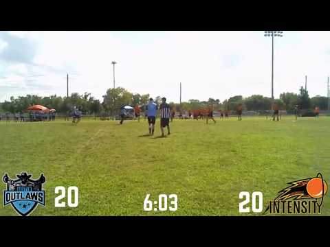 Austin Outlaws v Indianapolis Intensity  - Livestream - 2017 MLQ Championship, Finals - Game 1