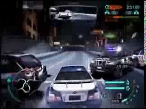 Need for Speed Carbon GAME TRAINER v 7 Trainer - download
