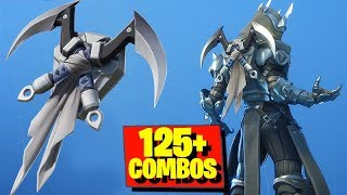 Fortnite DUAL KAMA Back Bling combos on 125+ Skins & Styles