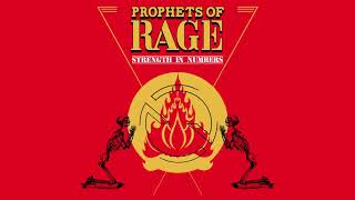 PROPHETS OF RAGE Strength In Numbers Official Audio