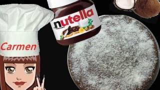 Ricetta torta alla nutella e cocco, facile e veloce Ricetta di una ...