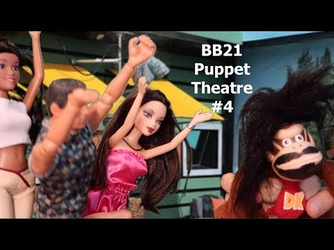 Big Brother 21 Puppet Theatre #4