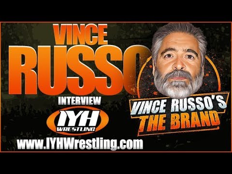 Vince Russo 2017 Wrestling Shoot Interview - In Your Head Podcast