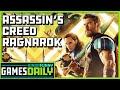Assassin's Creed Ragnarok?! - Kinda Funny Games Daily 04.04.19