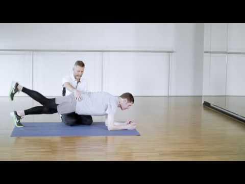 Übungen fürs Herz: «Planking» – Privatklinikgruppe Hirslanden