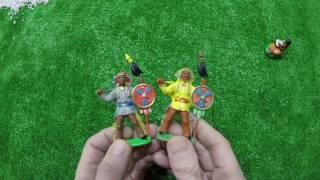 Мультик год про Солдатики игрушки игр как мультики большая война где много солдатиков Форт Техас 159