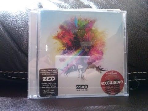 Unboxing Zedd True Colors (Target...