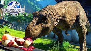 Jurassic World Evolution - NOVOS HÍBRIDOS LIBERADOS, Em Busca Do Troodon! | (#30) (PT-BR)