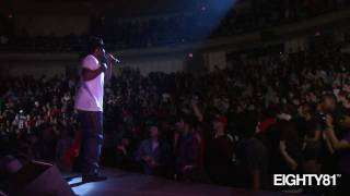 Clipse Grindin: Live At University of Michigan