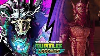 Черепашки-Ниндзя: Легенды - САМЫЕ ЛУЧШИЕ СОСТАВЫ | TMNT Legends | ИГРА ПО МУЛЬТИКУ