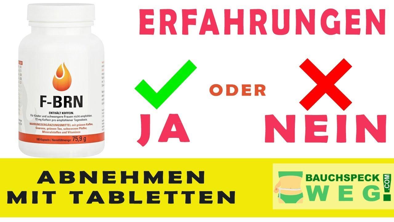 Vihado F Brn Erfahrungen Schnell Abnehmen Mit Tabletten Fatburner