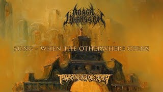 Rogga Johansson (Sweden) - When The Otherwhere Opens (Death Metal)