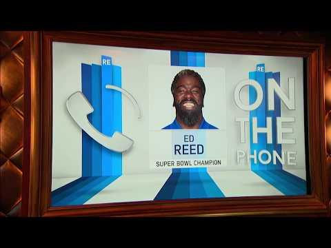 Super Bowl Champion Ed Reed