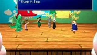 Final Fantasy VII: Sephiroth/Aeris Dating Scene