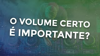 O Volume Certo É Importante? Volpe DeeJay Responde