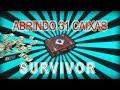 Abrindo 31 caixas Vermelhas no PUBG- Survivor Crate