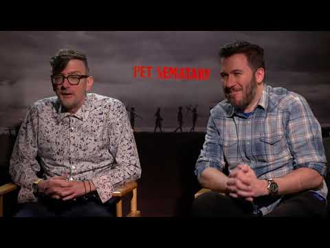 Pet Sematary Interview: Directors Dennis Widmyer And Kevin Kölsch