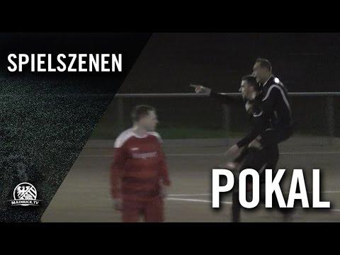 SC Goldstein – C.R.E.U. Höchst (Qualifikation für den Sparkassen-Cup 2017) –Spielszenen |MAINKICK.TV