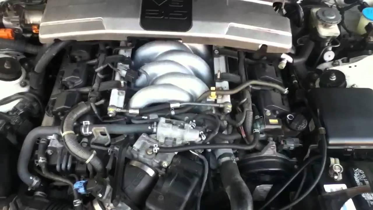 1998 Acura rl 35  YouTube