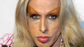 Alexis Arquette Sex Tape Sold to Porn Site