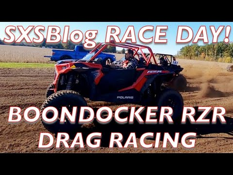 Fall SXSBlog Race Day! Boondocker RZR Turbo S vs the World!