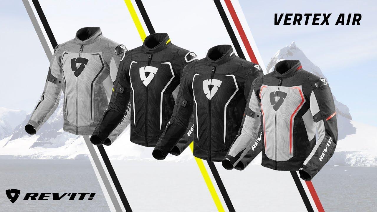 Vertex Verano Revit Moto De Chaqueta Youtube Air Ligera RqzUw77SW