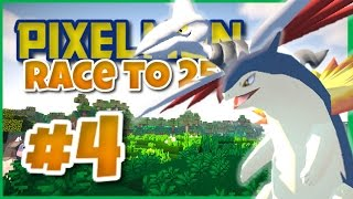 Minecraft Pixelmon RACE TO 251 ★ (Pixelmon 4.0.5) Episode 4 ★ CATCHING GRIND!