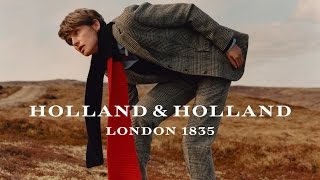 Holland & Holland Autumn/Winter 2016-17 Collection