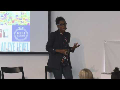 Maria Adebowale Schwarte, Cities for All Conference, Stockholm