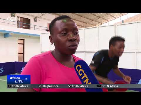 Tanzania table tennis team looking to better 2010 performance