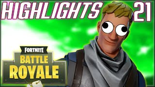 Caedo's Casualties 21 - Fortnite BR Highlights - With Friends!