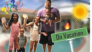 Surprising Our Kids With A Vacation! (Family Vlog)