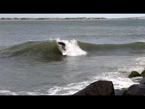 LOW TIDE WEDGE WAVE in NEW JERSEY