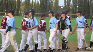 NSW U15 Girls Australian Baseball National Tournament 2012.mov
