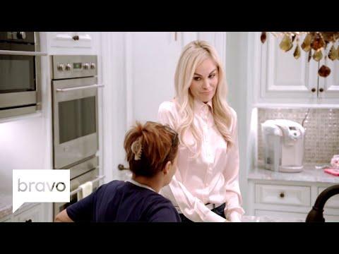 RHOD: New Dallas 'Wife Kameron Westcott Calls Her Husband Hobbit (Season 2, Episode 1) | Bravo