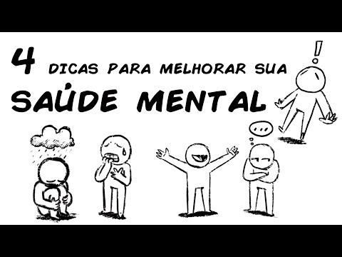 4 DICAS PARA MELHORAR SUA SAÚDE MENTAL SEM PRECISAR IR AO PSICÓLOGO