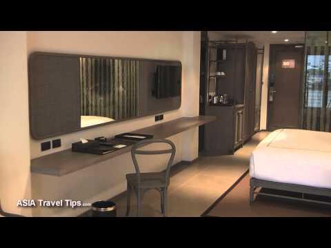 Riva Surya Hotel Bangkok - Premium Riva Room - HD Tour