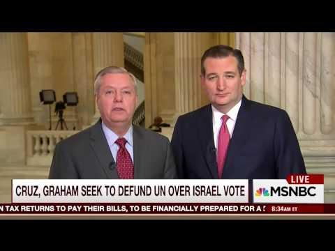 Sens. Cruz, Graham Introduce Legislation to Defund United Nations