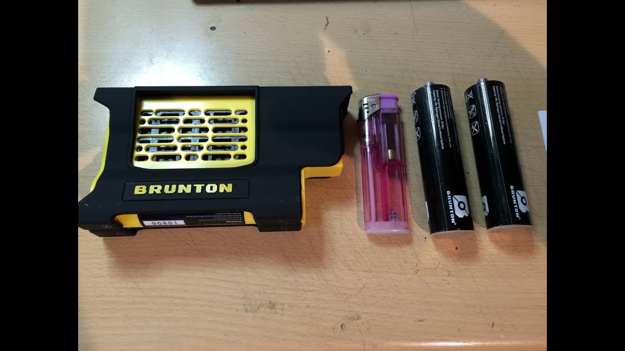 Brunton Hydrogen Usb Generator And Charger Fuel Cell