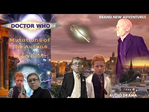 Doctor Who The Audio Series Ep 3 Mutations of the Autons