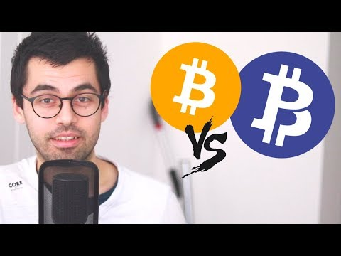 What is the difference between 'Bitcoin' and 'Bitcoin Private'?