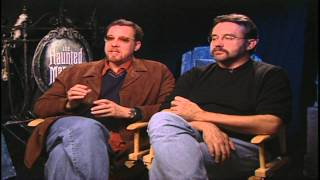 The Haunted Mansion: Rob Minkoff & Don Hahn Interview Part 2 Of 2