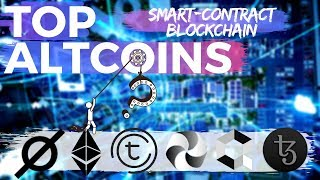 Top Altcoins! Blockchain Protocols and Smart-Contract Platforms for Altcoin Season!!