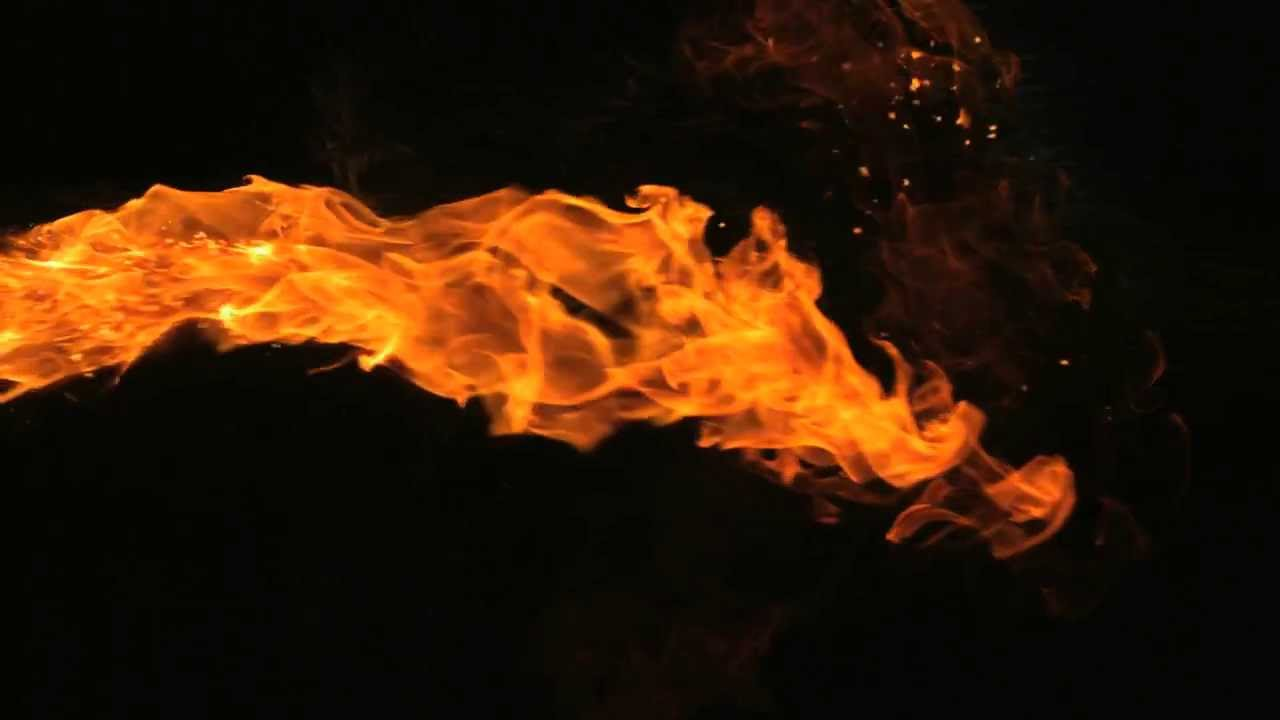 Slow Motion Fire Motion Background - Youtube-5901