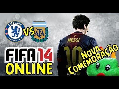 FIFA 14 - Online - Chelsea vs Argentina