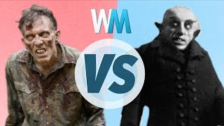 Zombies vs. Vampires: Who Is More Awesome?