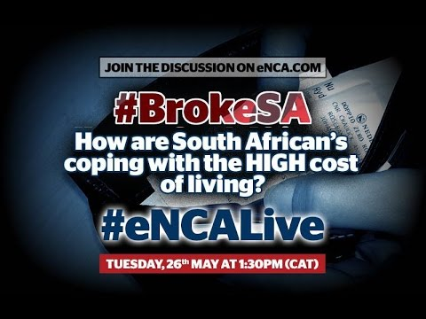LIVE STUDIO DISCUSSION: The cost of living in SA
