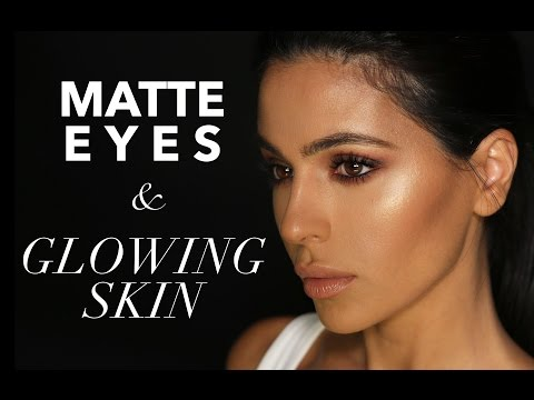 BROWN EYE MAKEUP TUTORIAL FOR BEGINNER